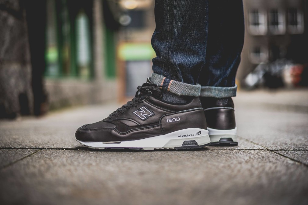 New Balance 1500 Leather Pack made in Flimby 1