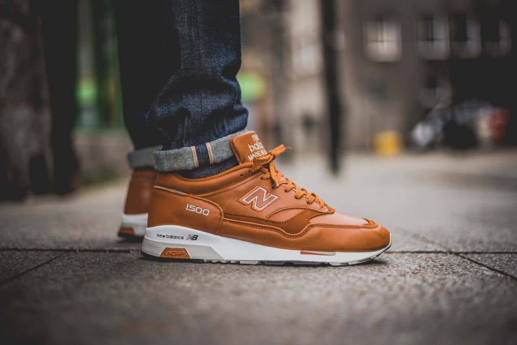 New Balance 1500 Leather Pack made in Flimby 2
