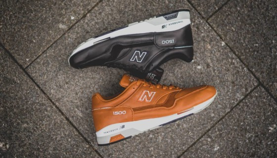 New Balance 1500 Leather Pack made in Flimby