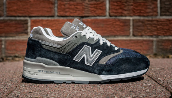 "New Balance 997 Navy ""Retro 2016"""