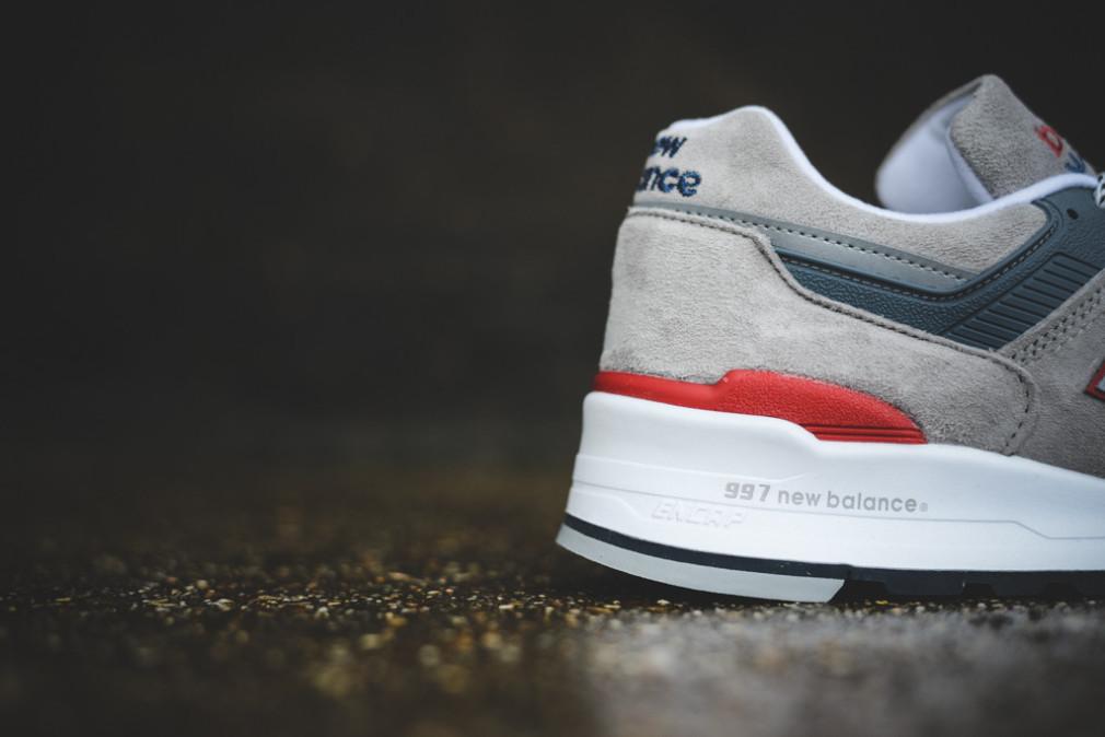 New Balance M997CGR pumice grey