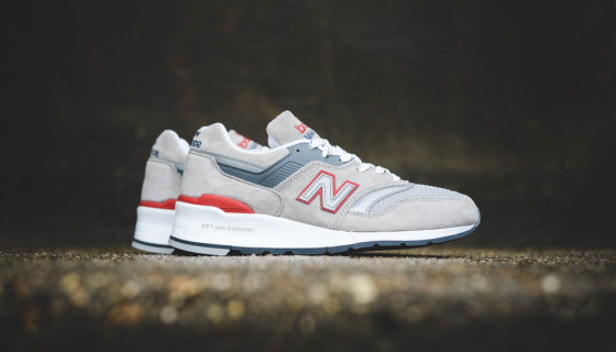"New Balance Made In USA 997 ""Pumice Stone"""