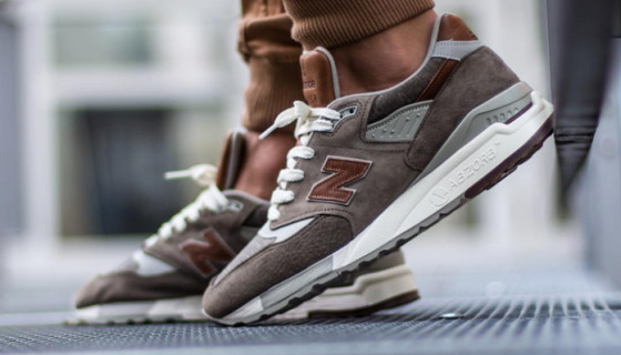 New Balance M998 DBOA 2016 Preview