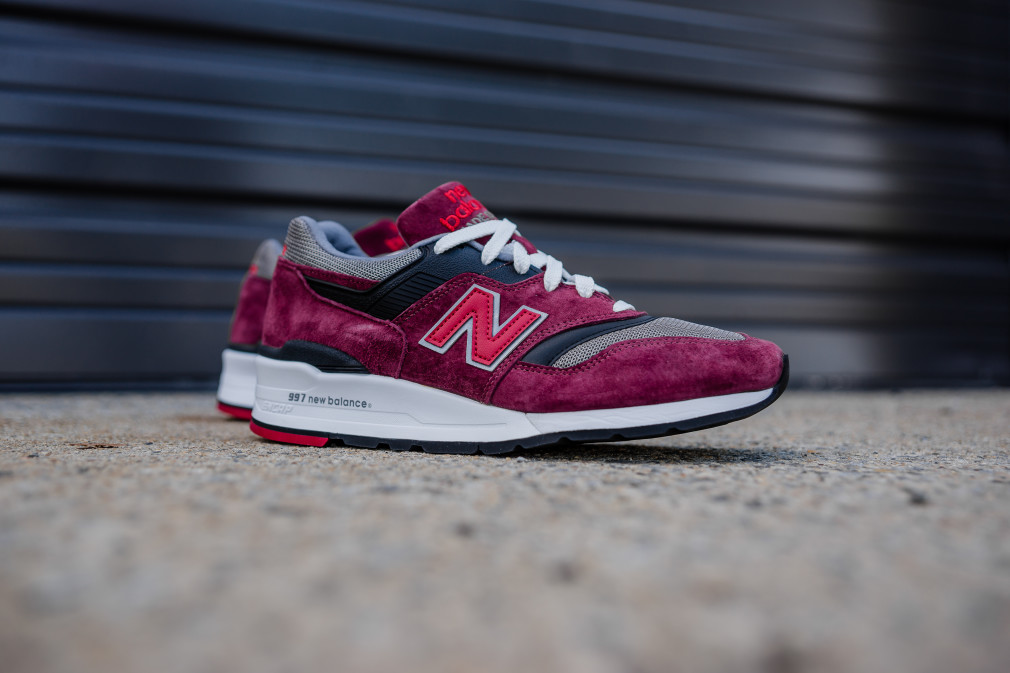 New Balance Made In USA M997CRG 'Rockabilly'