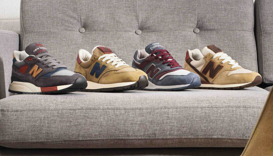 """New Balance """"Mid Century Modern"""" Pack Made In USA"""