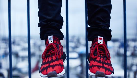 NiceKicks x adidas NMD Runner PK