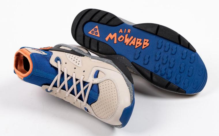 Nike ACG Air Mowabb Retro 2015 CREAM:BRIGHT MANDARIN-CAMEL Nike ACG Air Mowabb Retro 2015 CREAM:BRIGHT MANDARIN-CAMEL 749492-281