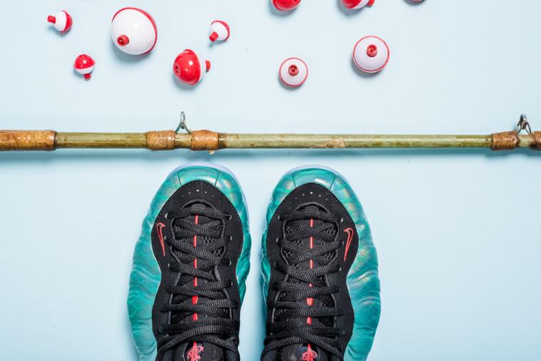 Nike Air Foamposite One Gone Fishing