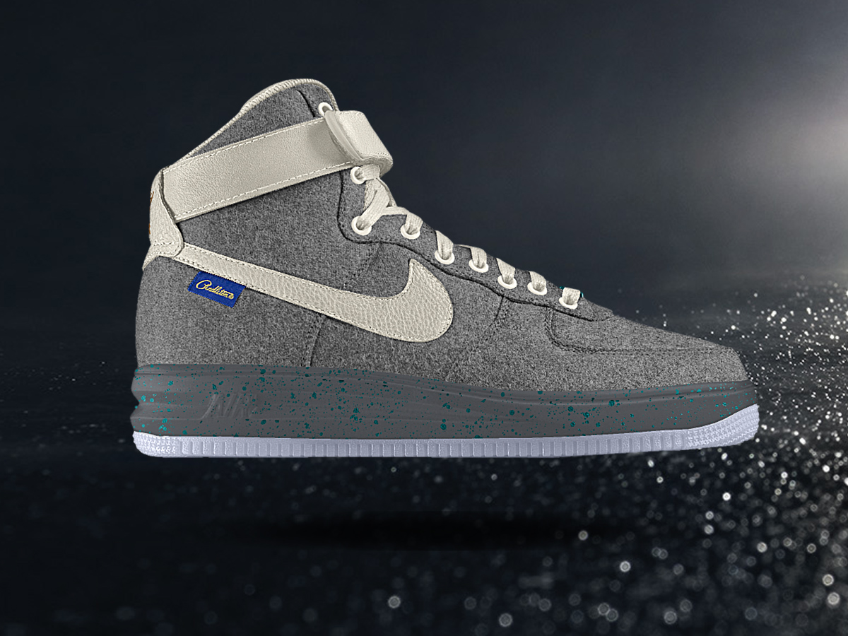 NIKEiD Premium Pendleton Collection Available Now 5234b4c6b