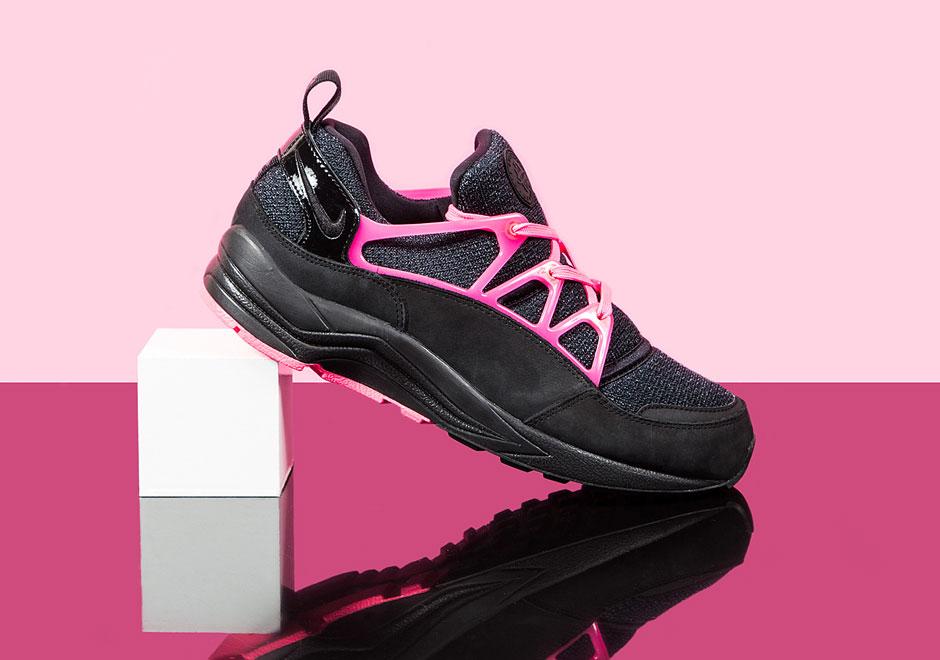 Nike-Air-Huarache-Light-FC-Black-Pink-1