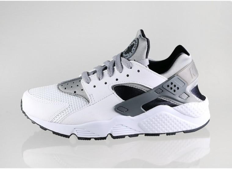 Nike Air Huarache 'Raiders' White:Cool Grey  318429-101