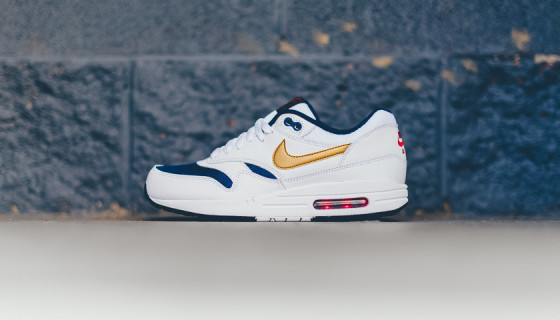Nike Air Max 1 Essential 'Olympic' – Disponible