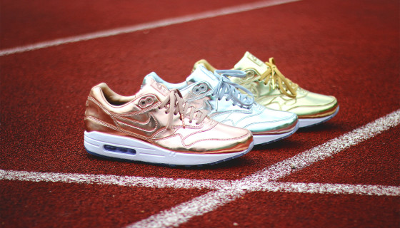 NIKEiD Unlimited Glory Air Max 1 Collection