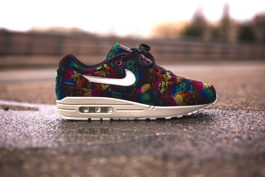 NIKEiD Multicolor Pendleton Premium Collection 488c51b33
