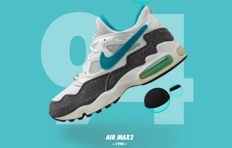 Nike Air Max 2 1994