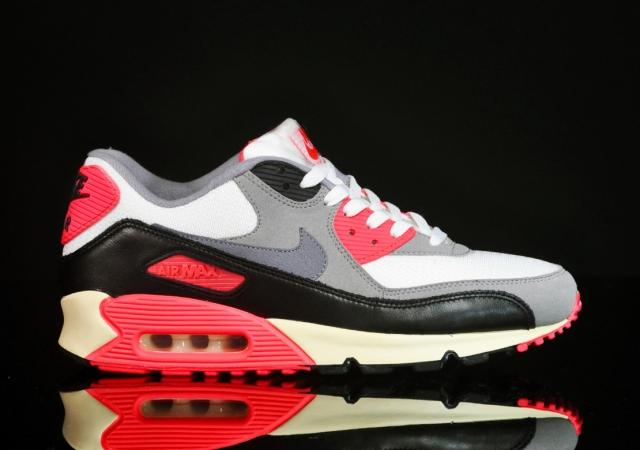 Nike Air Max 90 Premium EM Infrared