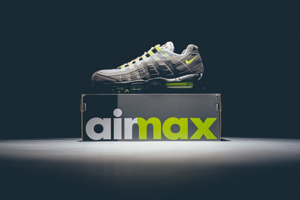Nike Air Max 95 'OG Neon' Retro 2015 554970-071