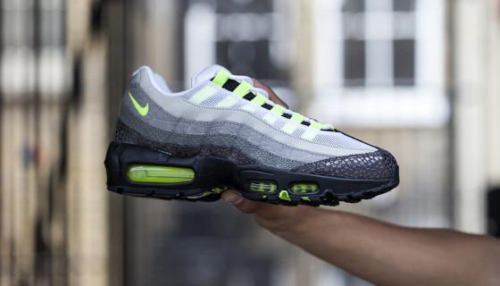 Nike Air Max 95 PRM 'Neon Safari'  – Release Reminder