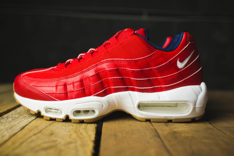 Nike Air Max 95 PR USA Independence Day Patriotic