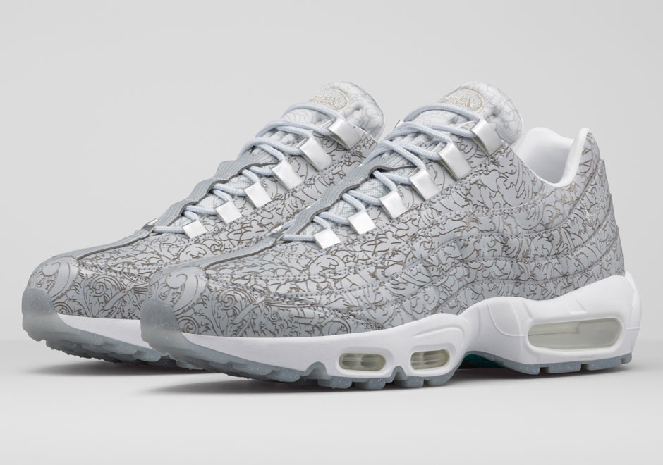 Nike Air Max 95 'Platinium' Pack