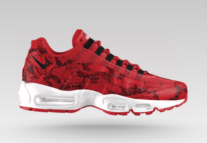 check out d9f9f 3e5b1 ... NIKE ID disponible pour la AIR MAX 95   SNEAKERS ADDICT™ ...