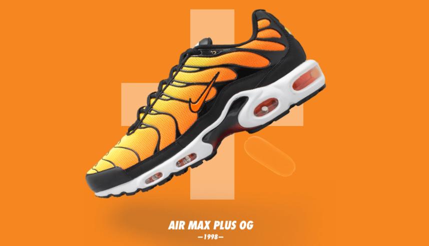 Nike Air Max Plus OG 1998