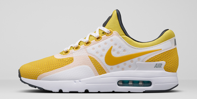 Nike Air Max Zero Yellow 2016-10