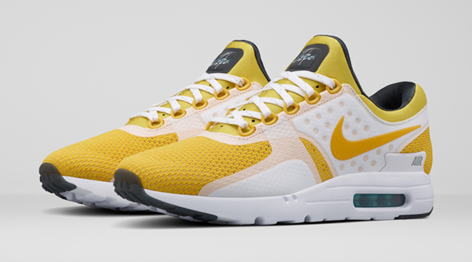 Nike Air Max Zero Yellow 2016-11