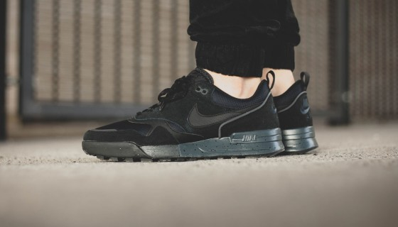 "Nike Air Odyssey Envision QS ""Anthracite"""