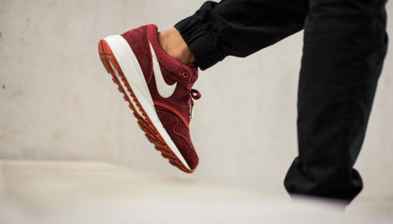 """Nike Air Odyssey Leather """"Team Red"""" – Available"""