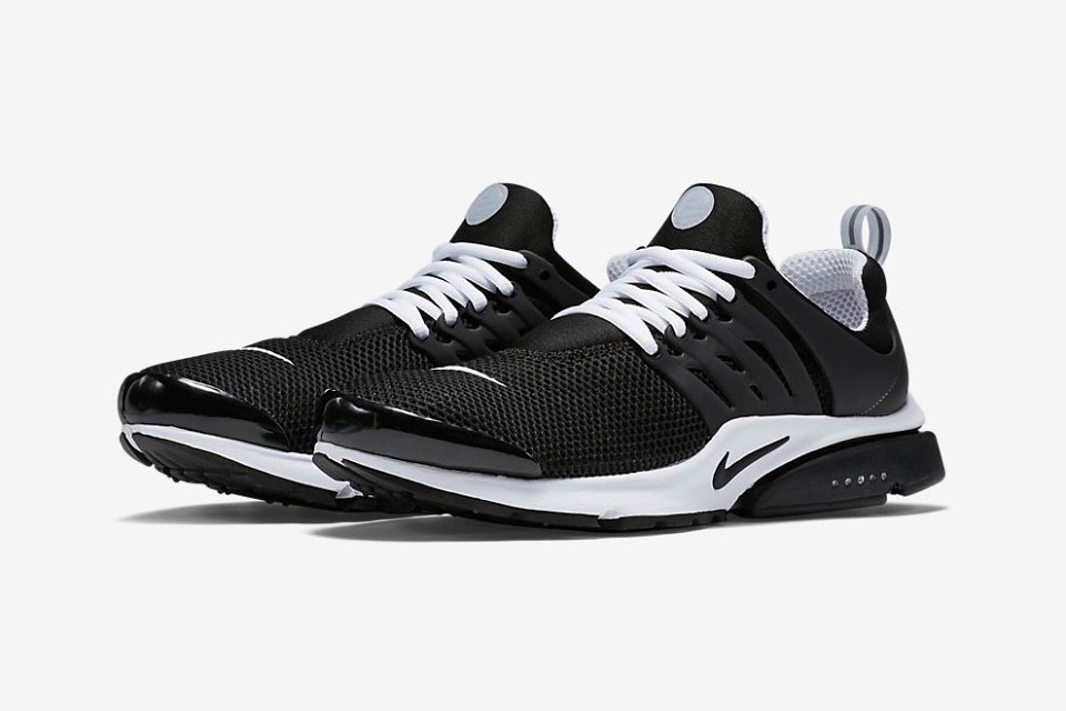 Nike Air Presto 6 Black Orange Blue White