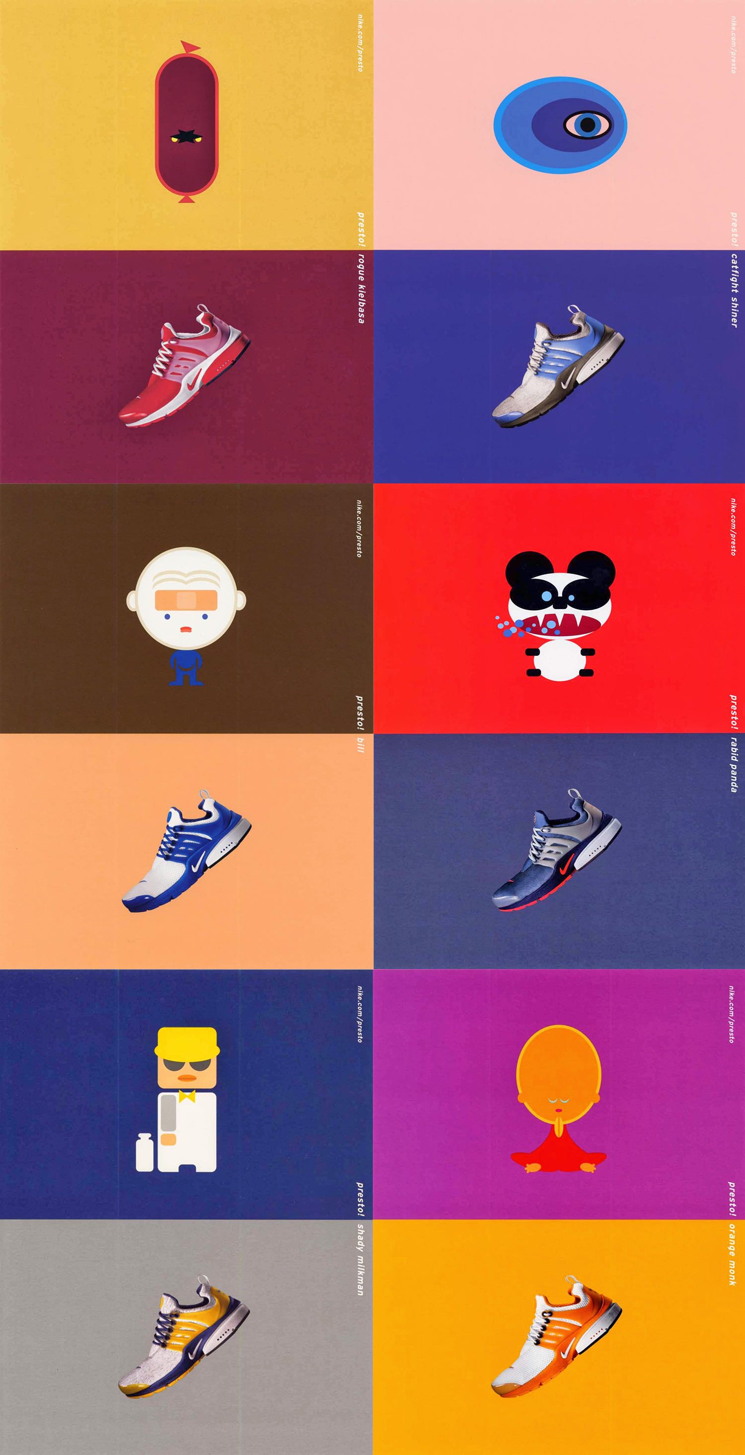 Nike Air Presto History