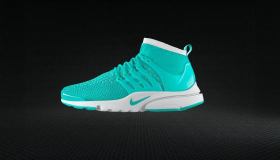 L'évolution de la Nike Air Presto