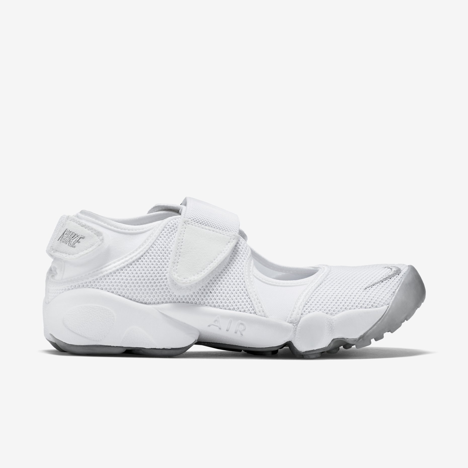 nike air rift triple white 315766 110 sneakers addict. Black Bedroom Furniture Sets. Home Design Ideas