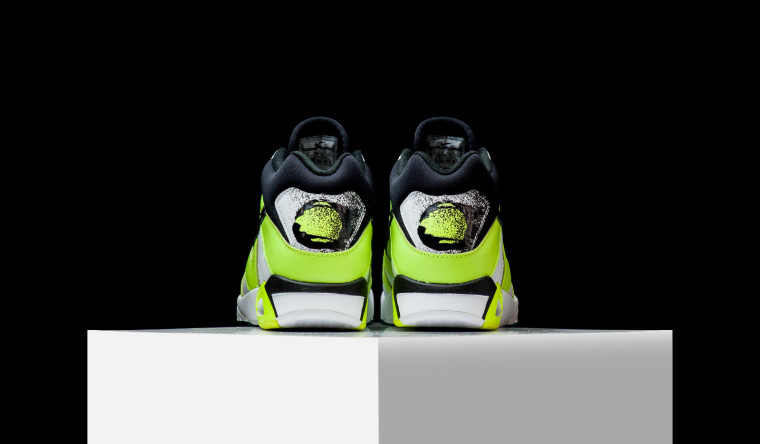 Nike Air Tech Challenge 3 'Neon' Volt Retro 749957-100
