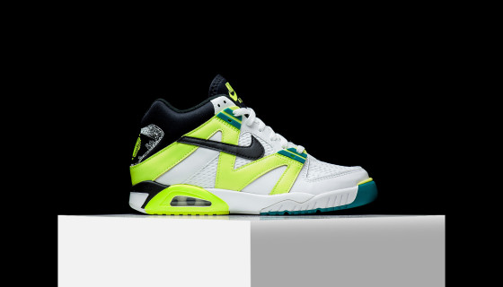 Nike Air Tech Challenge 3 'Volt' Retro