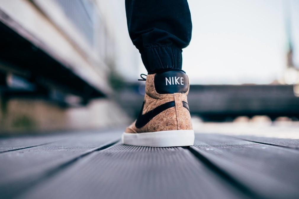 Nike Blazer Mid Cork 749636-100