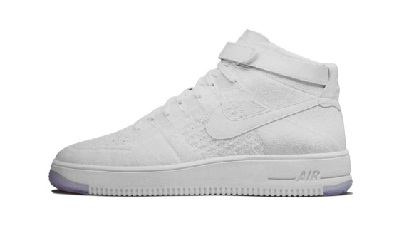 Une version Flyknit de la Nike Air Force 1