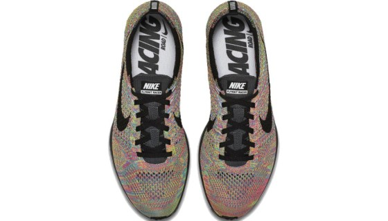 "Nike Flyknit Racer Multicolor ""Grey Tongue"""