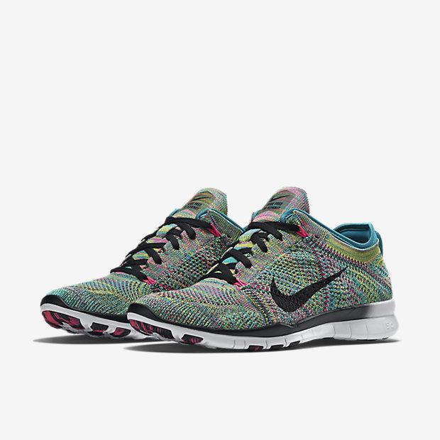 Nike Free TR 5 Flyknit  Multicolor 718785-300