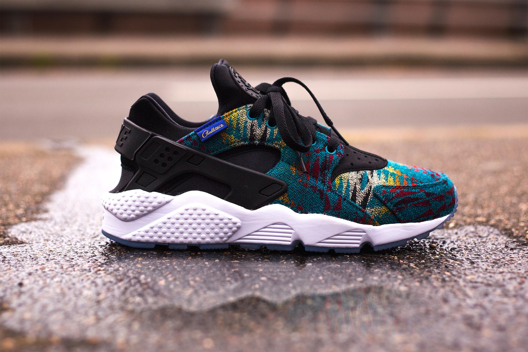 nikeid_NIKEiD Multicolor Pendleton Premium Collection — Sneaker Kat