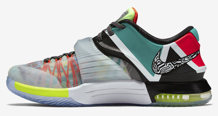 Nike KD 7 What The KD