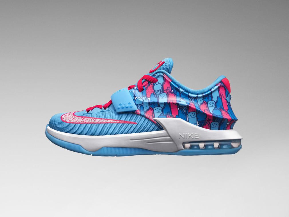 Nike KD7 Frozens