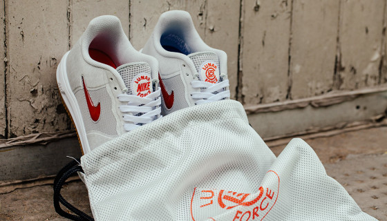 CLOT x Nike Lunar Force 1 Fuse SP
