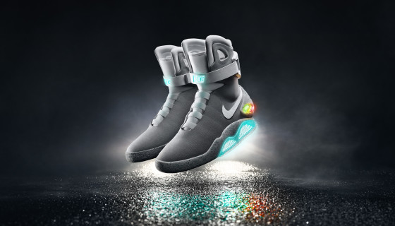 La Nike MAG ne sortira pas avant 2016