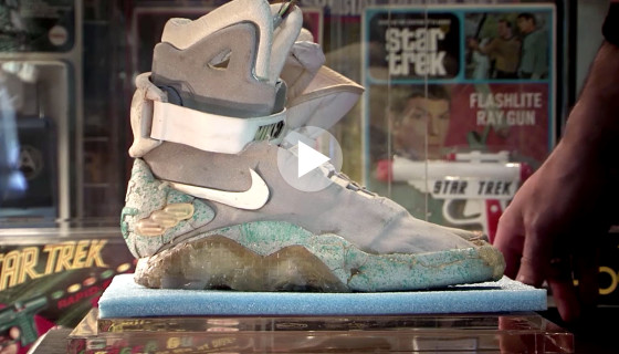 D-2 before the Nike MAG