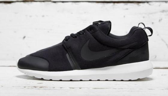 Nike Roshe One NM Black From Fleece Pack