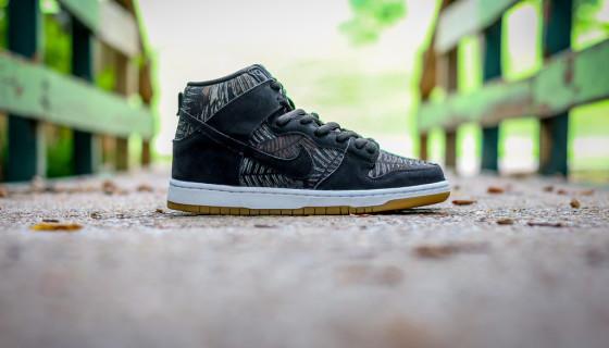 Nike SB Dunk High Pro 'Fern'