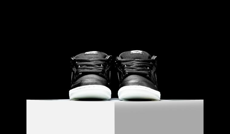 Nike SB Dunk Low Pro Moto Sparkle multi swoosh