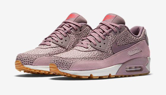 Nike Safari Premium Plum Fog Pack